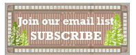 Subscribe to the Email List!