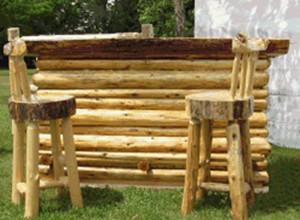 log bar